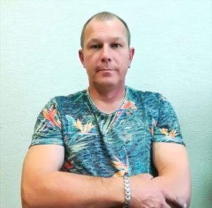 Токарев Валерий Леонидович стаж 28 лет