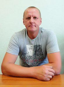 Ветлужских Игорь Сергеевич стаж 28 лет