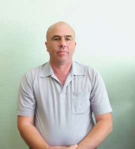 Опарин Сергей Анатольевич стаж 29 лет